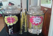 Super Hero birthday party / Ideas, and items for hire inour website.