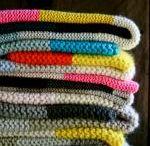 Garter stitch blanket / Blanket