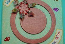 K-kaarten spinner/sliding/schruif/fold