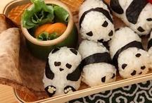 bento box lunch / by Karmi Crafts