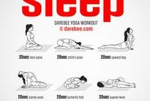 sleep - yoga