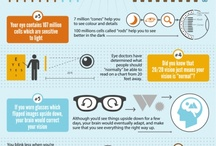 All About Eyes / All things related to the amazing human eye.