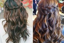 It's wedding hair people!! / by Cherrisse Houston