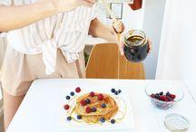 Breakfast | Desayunos / ¿Qué desayuno hoy? Aquí encontrarás motivación para currarte unos desayunos de campeona