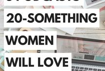Women in Podcasting / Great women in podcasting. Killing it with their content.