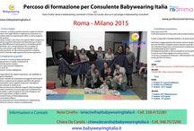 formazione Consulente Babywearing Italia™