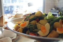 Social Pantry | Signature Salads / Social Pantry Salad Creations.