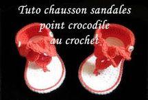 sandales baba