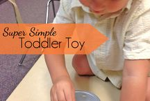 Cheap Toddler activities