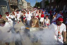 NOLA Festivals / Festivals and parades in New Orleans