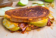 Sandwiches / by Sharon Panaccione