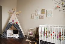 [Spaces] Baby / Nursery, children rooms, etc.  / by Jesse Abigail