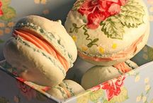FRENCH MACAROONS / by Irene