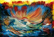- Fantastique - Surréalisme - / Les tableaux surréalistes et fantastiques des artistes ARTactif !