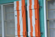 Decorating ideas for shutters