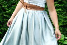 Sew dress - Pattern & Tutorials