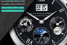Lange Sohne Watch Repair
