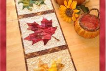 Fall / Fall decorations and crafts