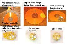 Polymeer Klei Kralen / Kralen gemaakt van polymeer klei