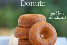 HEALTHY DONUTS...