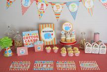 Candy Tables - Ideas