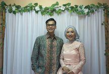 falah - atri / wedding hijab, hijab bride, muslim bride, wedding