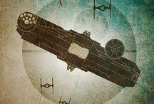 Star Wars-kunst