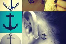 Tattoos <3 / by Grace Elizabeth