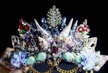 Frida Flower Crowns
