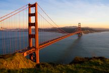 San Francisco attractions / Well known attractions of San Francisco / by Andy Huang