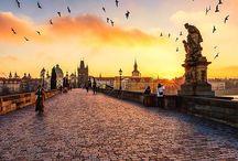 Prague / The rebellious capital. Photos, tips, things to do...
