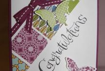 Cards to make / by Kathy Toth