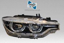 1X NEU USA VOLL LED SCHEINWERFER HEADLIGHTS BMW 3 F30 F31 M3 7453486 - 01