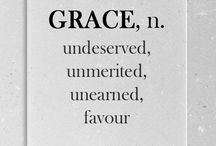 Transforming Grace / The essence of Christianity.