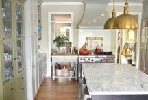 20 belles cuisines avec comptoirs en marbre Carrara