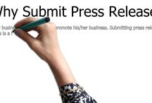 Why Submit Press Release ?