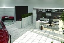Shop Showroom / Mit unserem Programm Multiwa bieten wir dem gehobenen Handel neue und flexible Präsentationsmöglichkeiten.