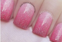 nails / by Penny Humbertson