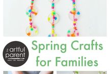 Springtime Crafts