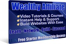 Wealthy Affiliate / Wealthy Affiliate program teaches you how you can build and succeed in your own Online Business. The STARTER membership is absolutely FREE and you have all the trainings, tools and support needed for succeeding in your own Online Business.