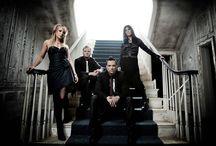 Band Photo Inspiration / by Benjamin Bloom
