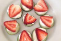 {snacks} / by Katie Rios