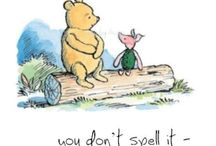 Pooh Wisdom / by Marcia Gaines