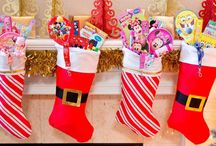 Christmas Gift Ideas! / 'Tis the season for giving! Check out festive boxes, bags, and cute stocking stuffers the whole family will enjoy!