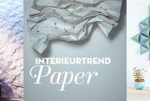 papier motieven en objecten