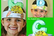 Lectoescritura / Actividades de lectura y escritura desde infantil hasta secundaria