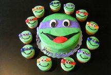 Spencer's Ninja Turtle Birthday