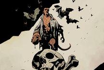 Comics  / by Kelly Smith
