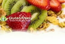 Gluten free / by Robin Nicole