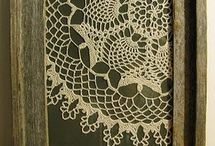 Old Doily's and things